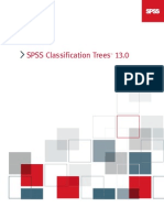 SPSS Classification Trees 13