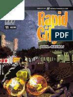 Rapid City 11 Comic Book