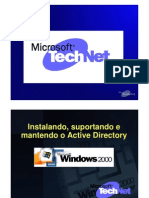 Inst Active Directory