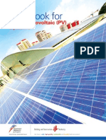 Handbook for Solar Pv Systems