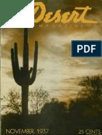 193711 Desert Magazine 1937 November[1]