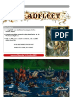 Dread Fleet Product Brief