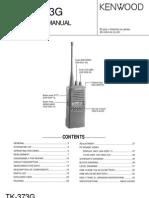Kenwood Tk 373g Service Manual