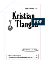 Kristian Tlangau - September, 2011