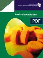 Drug Prescribing for Dentists