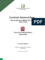 020_CNB  Tercero Básico_Productividad y Desarrollo_15-11-2010