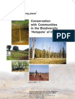 Conservation With Communities in the Biodiversity Hotspots of India 1