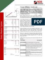 NDB Daily Market Update 20.09