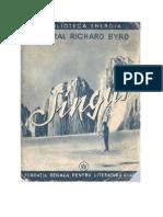 Richard E.byrd - Singur
