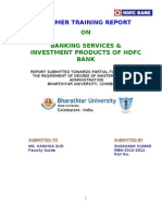 1245. Banking Services and Investment Products [Aksime]