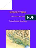 Historia Da Arte Mesopotamica