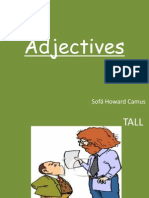 8vos Adjectives
