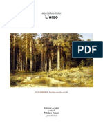 Cechov, Anton Pavlovic - L'Orso (PDF)