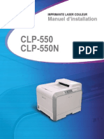 CLP 550series French