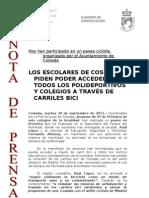 110919 NP Paseo Por Carriles Bici