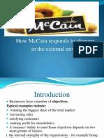 Mc Cain Presentation