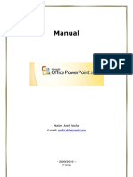 Manual P Point 2007