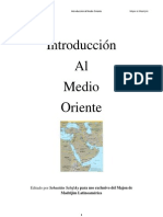 Introduccion Al Medio Oriente