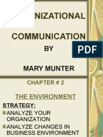 Organization Communication
