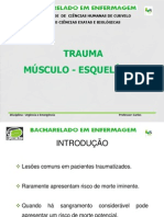 TRAUMA MUSCULO ESQUELÉTICO