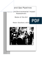 Oil and Gas Pipelines_Social and Environment Impact Assessment