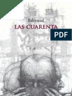 Catálogo Las Cuarenta