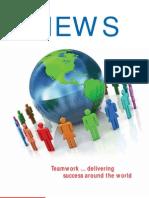 Teamwork ... Delivering Successes Around the World