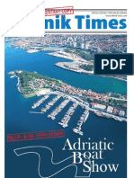 The Sibenik Times (special), October 14th