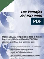 Los Beneficios de ISO 9000