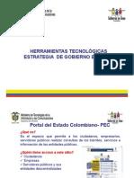 Estrategias Tecnologicas Estrategia de Gobierno en Linea