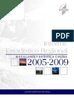 Informe Estadistico Regional 2005 - 2009