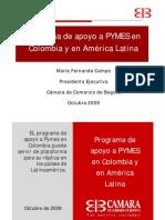 Programa de Apoyo a PYMES en Colombia y en America Latina