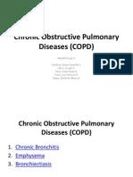 Chronic Obstructive Pulmonary Diseases (COPD)