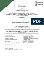 Combs v. Roark Amusement, Petitioner's Brief on the Merits (Sept. 19, 2011)