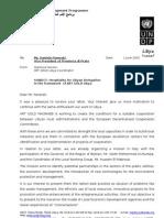 Lettera a Prato
