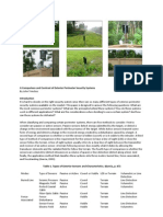 Types of Perimeter Detection Sensor
