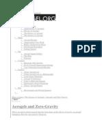 aerogel&zerogravity