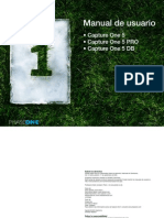 Capture One User Guide ES