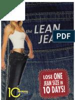 Lean Jean Plan