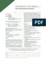 Centrage Ostéopathique Sensitif