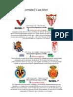 Jornada 5 Liga BBVA