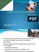 Urgencias Oncologicas