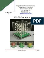 LED Cube Instructions
