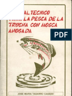 Pesca Con Mosca Ahogada