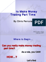 How to Make Money Trading Part Time1