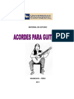 Acordes Para Guitarra