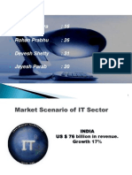 IT Sector (5 Indian Mnc's)