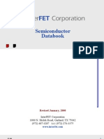 FETs Databook
