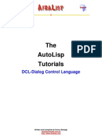 The Autolisp Tutorials - Dcl