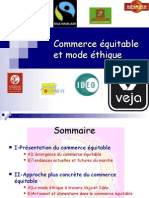 Power Point Commerce équitable